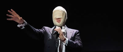 Derren Brown: UNDERGROUND