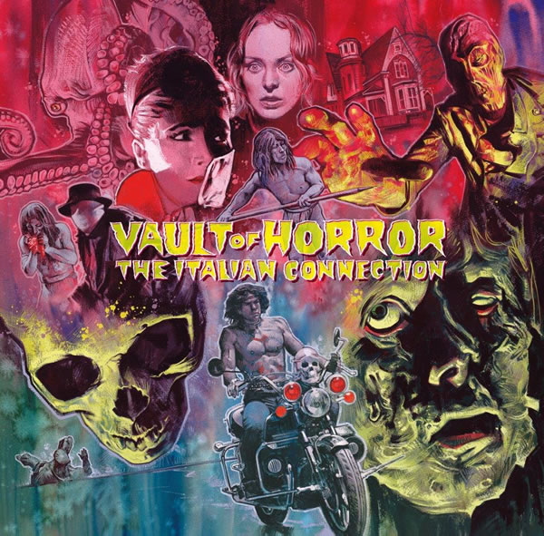 Vault Of Horror - Cover