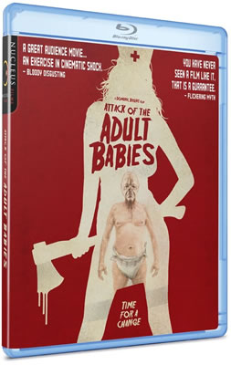 Attack Of The Adult Babies UK Release