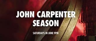 John Carpenter Season on Horror Channel