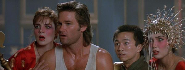 John Carpenter Season on Horror Channel - Big Trouble In Little China