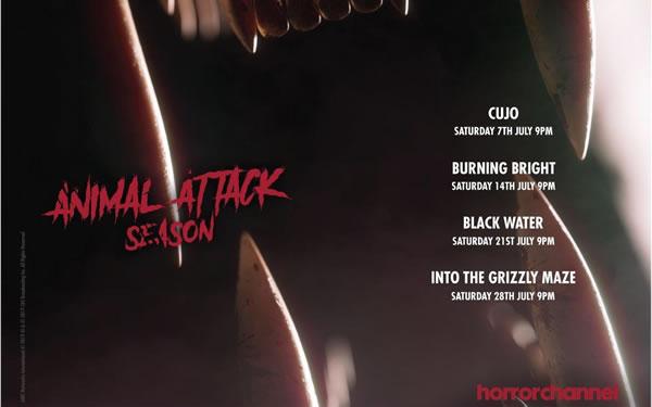 Horror Channel - Animal Attack Season