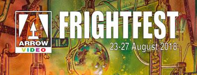 FrightFest 2018 Poster