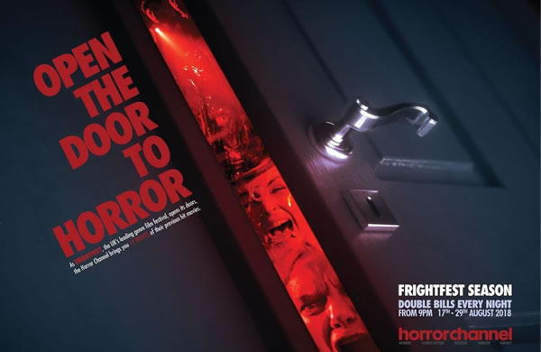 Horror Channel unleashes monstrous FrightFest Season