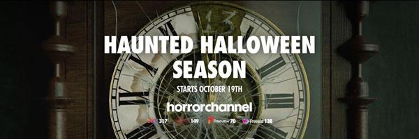 Haunted Halloween Season on Horror Channel