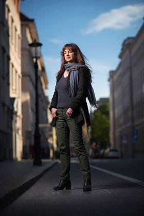 BLACK CIRCLE star Christina Lindberg Interview