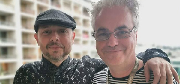 Genre expert Paul McEvoy and award-winning film director Tom Lawes