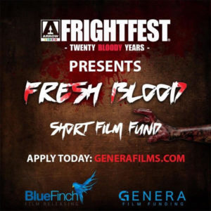 FrightFest Wants Fresh Blood