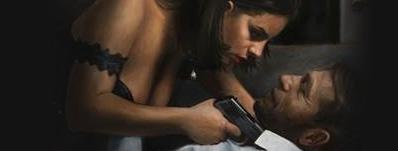 Artist Vincent Kamp turns filmmaker to inspire his next series of crime noir paintings.