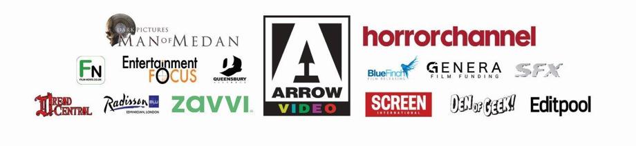 FrightFest sponsor logos