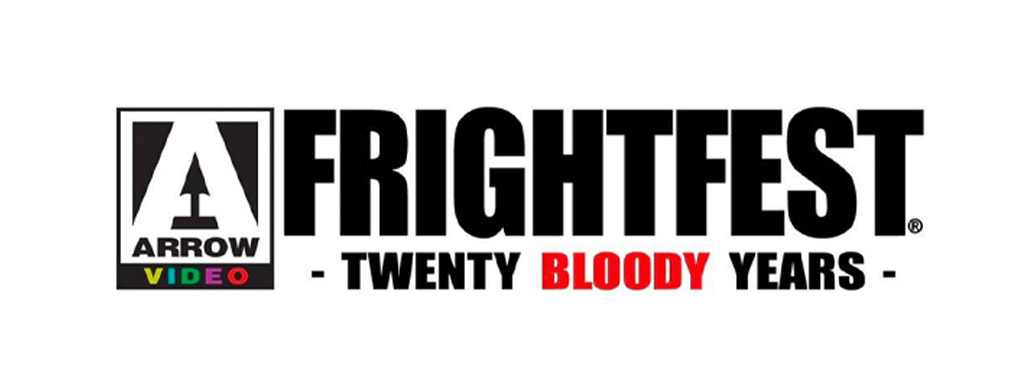 Frightfest 20 Bloody Years logo