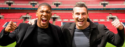 Power Entertainment lands knockout punch with Joshua v Klitschko documentary