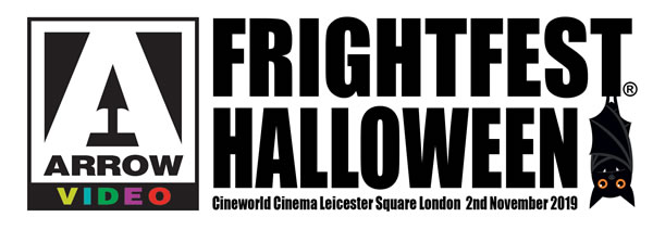Arrow Video FrightFest announces line-up for Halloween 2019 event