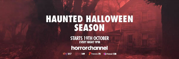 Horror Channel presents a Haunted Halloween Season