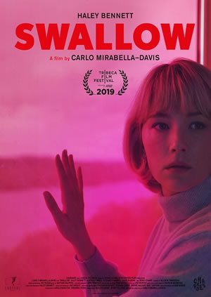 Interview with SWALLOW director Carlo Mirabella-Davis