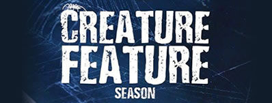 Horror Channel March 2020 Creature Feature Season