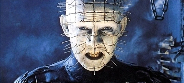 HELLRAISER TRILOGY Fridays in April on Horror Channel