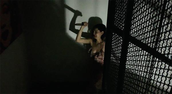 Director Federico Zampaglione shares lockdown horror movie shot