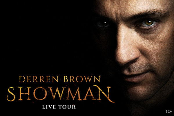 Derren Brown SHOWMAN: New tour dates announced