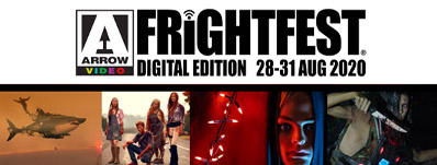 Frightfest 2020 poster