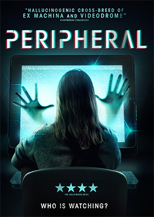 Paul Hyett's PERIPHERAL gets new poster for UK release