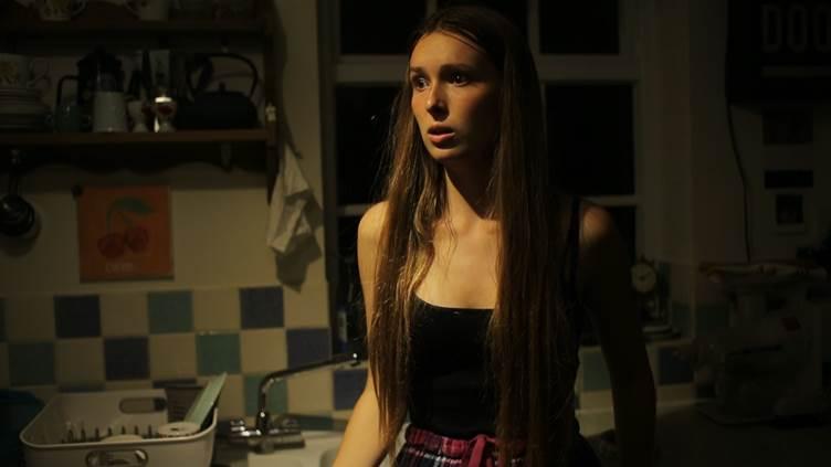 Jessica Millson in THE LOCKDOWN HAUNTINGS