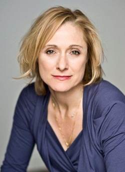 Caroline Goodall portrait