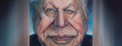 Derren Brown reveals his caricature of Sir David Attenborough