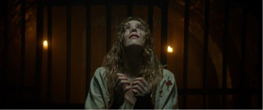 Charlotte Kirk in THE RECKONING