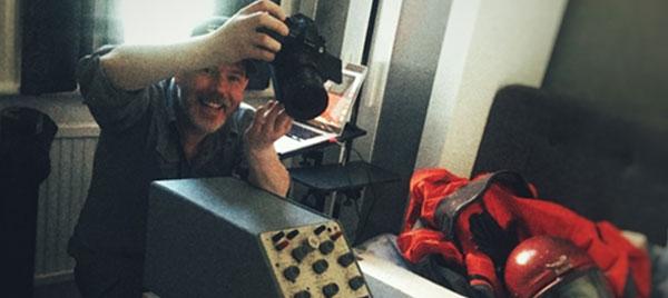 DUNE DRIFTER director Marc Price interview