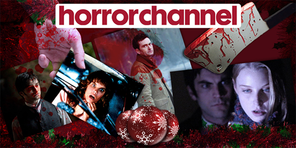 Horror Channel unwraps its slate of seasonal shockers