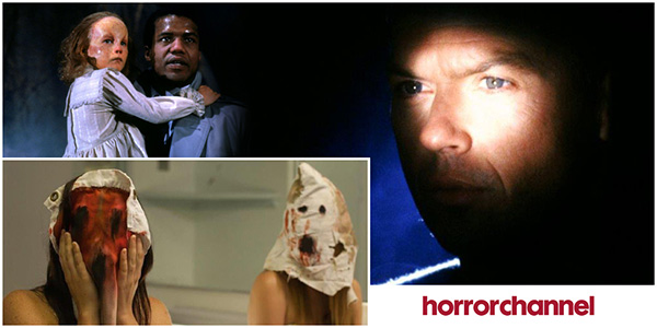 Horror Channel New Year Premieres