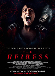 THE HEIRESS set to release in the UK