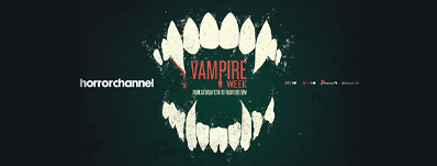 Horror Channel Vampire Week