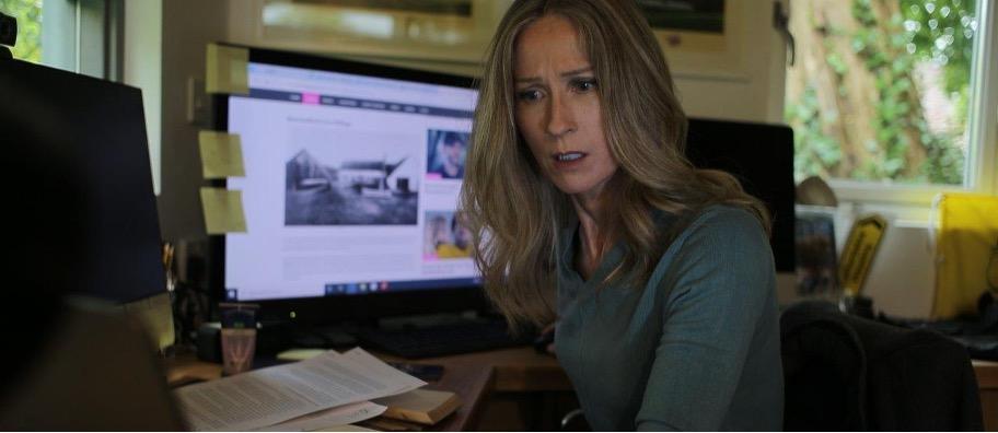 Angela Dixon as Detective George Parker