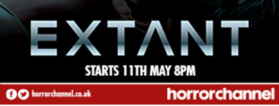 Extant premiere Horror Channel May 11