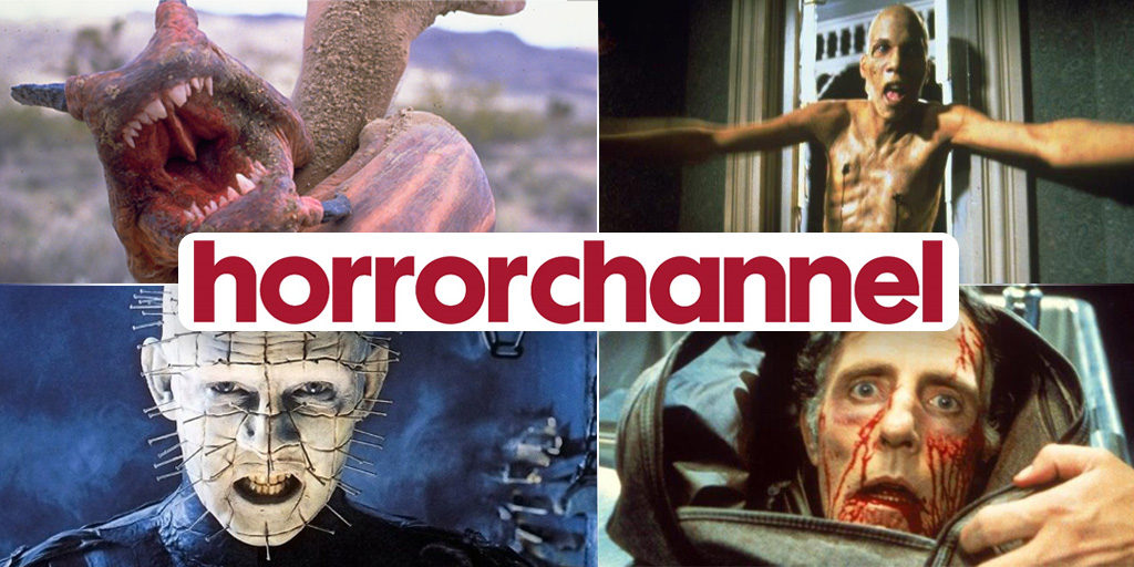 Horror Channel raises hell in August