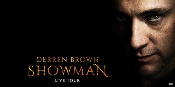 Derren Brown SHOWMAN: Live Tour 2022