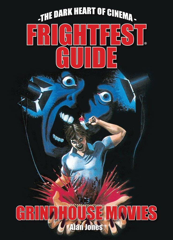 FrightFest Grindhouse Front Cover