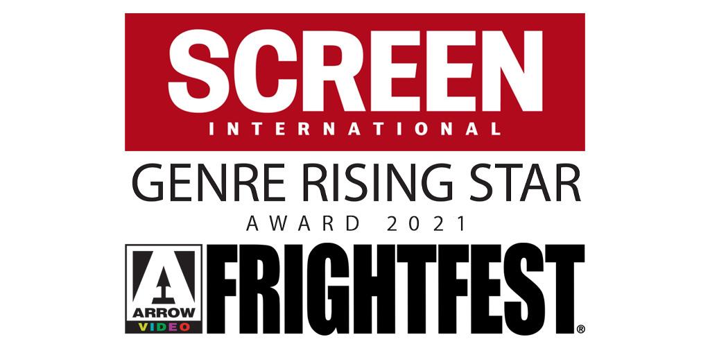 Genre Rising Star Award 2021 logo large