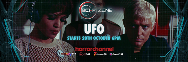 UFO on Horror Channel this October
