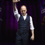 Derren Brown Miracle 2015: Production Photos