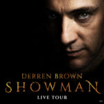 Showman portrait Artwork with title