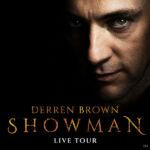 Showman portrait Artwork with title